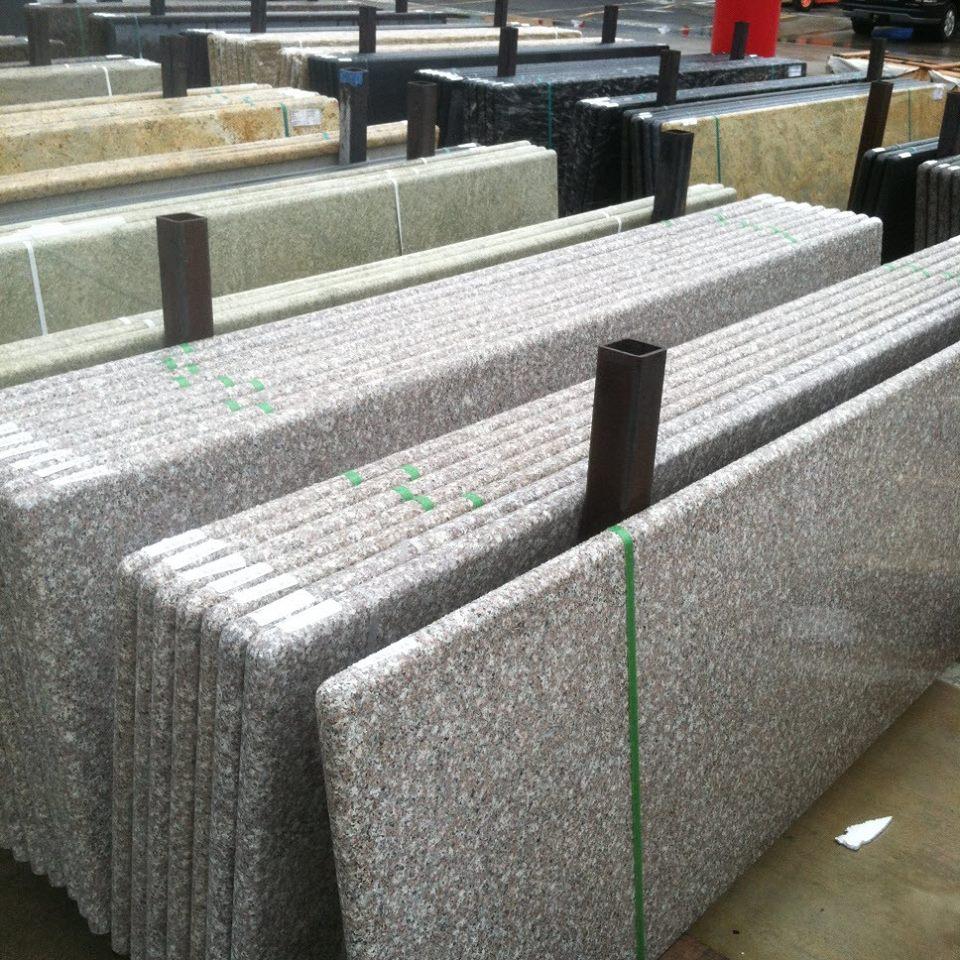 Prefabricated Bain Brook Brown Granite